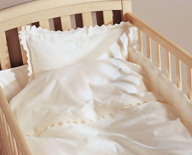 Как сшить белье для новорожденных