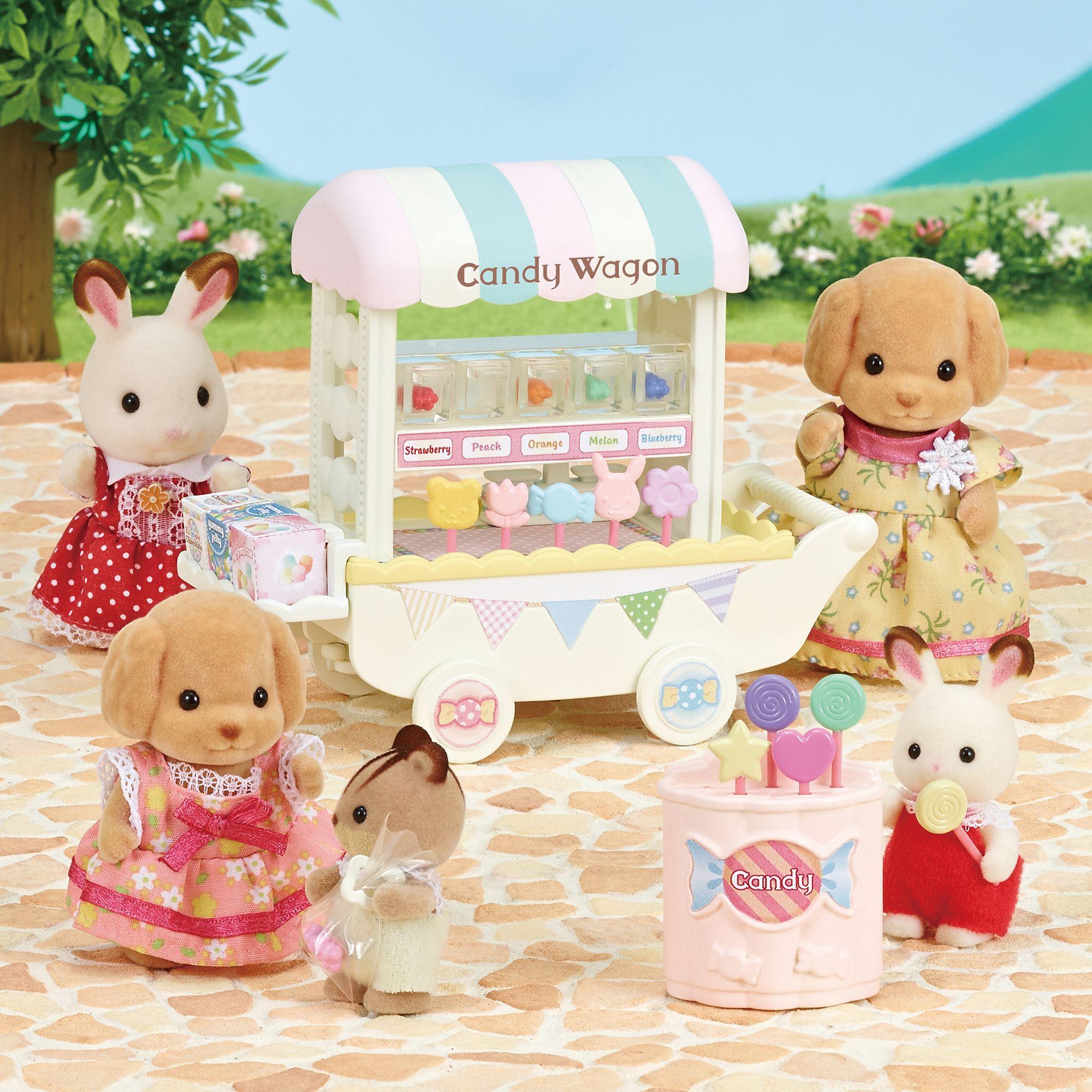 Картинки сильвания фэмили игрушки