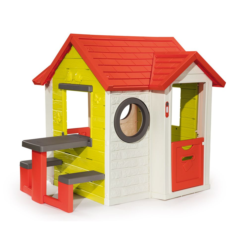 Как сделать детский домик