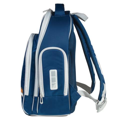 534b50732a42 Tiger Family Рюкзак для средней школы универсальный 27 л темно-синий  39х31х22 см 31101A