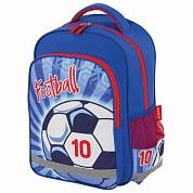 Пифагор Рюкзак школьный School Soccer Ball 228822
