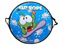 1Toy Ледянка круглая Cut the Rope 52 см