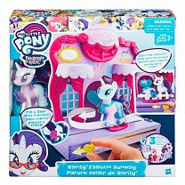 Hasbro My Little Pony Бутик Рарити в Кантерлоте арт.B8811 с 3 лет