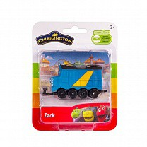 CHUGGINGTON Чаггингтон Паровозик Зак арт.38592 с 2 лет