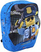 LEGO Рюкзак дошкольный Kindergarten Backpack 10 л City Police Cop 10030-2003